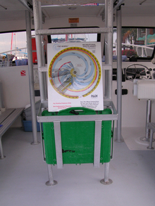 Optional O2 Rack for Dive Boat