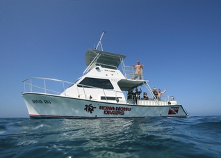 Dive Charter in Hawaii